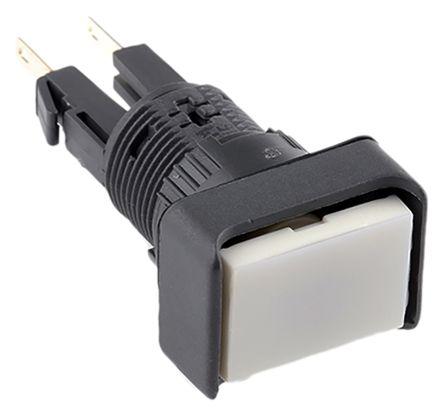 Cuerpo de interruptor modular, Acción Momentánea IP65 para usar con Serie A01 -20°C +55°C