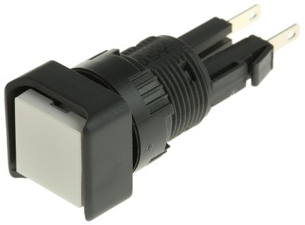 Modular Switch Body, IP65, Momentary for use with A01 Series -20°C +55°C