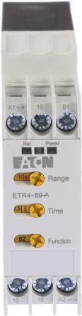 etr4 69 a eaton multi function timer relay screw 0 05s 100h rh uk rs online com Short-Range Timer Relay Schematic Timer Switch Wiring Diagram