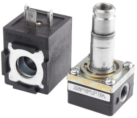 2/2 Pneumatic Control Valve Solenoid/Spring G 1/8 V04 Series product photo
