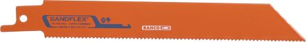 Bahco, 14 Teeth Per Inch Reciprocating Saw Blade, Pack of 5