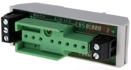 Solid State Relay DIN Rail Adapter for use with SEA Series, SEC Series, SSA Series, SSC Series
