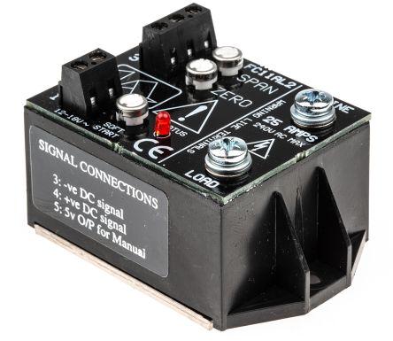 United Automation, FC11AL/2, Universal Phase Angle Module