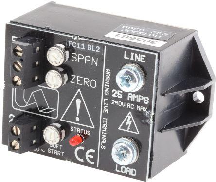 United Automation, FC11BL/2, Burst Firing Module