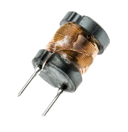 1 mH ±10% Ferrite Leaded Inductor, 290mA Idc, 1.3O Rdc ELC08D product photo