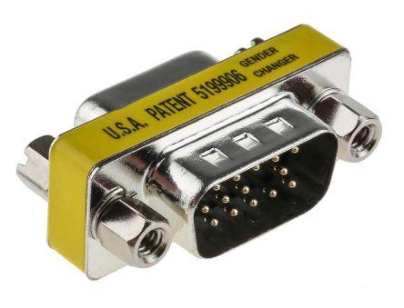 D-sub, 15-Pin (VGA) Male to D-sub, 15-Pin (VGA) Female Network Adapter product photo