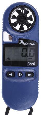 Kestrel KESTREL 1000 Rotary Vane 40m/s Max Air Velocity Air Velocity Anemometer