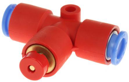 SMC Residual Pressure Relief Valve, x8mm