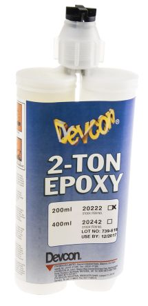 2 Ton 200 ml Cartridge Epoxy Adhesive for Various Materials product photo