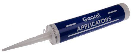 2941082 Geocel 580 Transparent Silicone Sealant Paste 310 ml Cartridge product photo