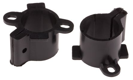 RS PRO Capacitor Clip for use with 25 mm Dia. Capacitor Nylon