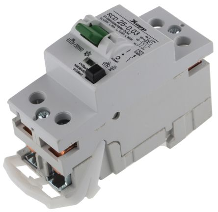 what causes rcd switch to trip