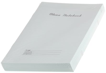 Cleanroom Notebook 210mm x 297 mm product photo