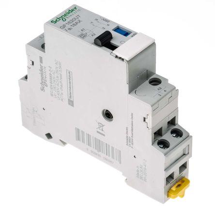 GF1620U7 Schneider Electric 2P Impulse Relay with NO Contacts 16