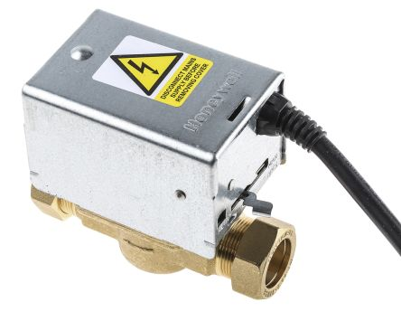 Motorised & Actuated Valve 2 Way 230 V ac, 22mm Pipe Size, V4043H1056 product photo