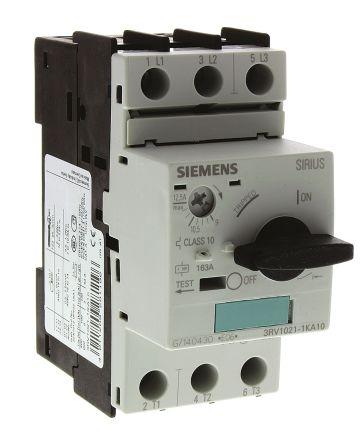 Siemens Sirius 3P Channels 14 20 A 50 kA Circuit Breaker