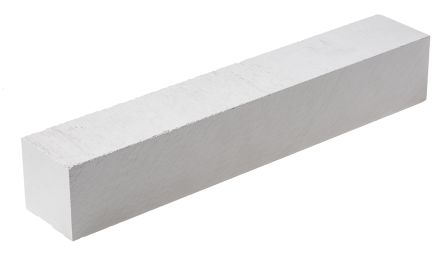 Duratec 750 Calcium Silicate Thermal Insulating Bar, 300mm x 50mm x 50mm