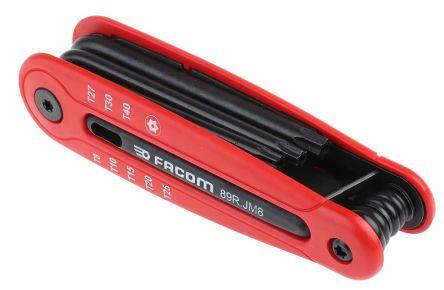 Facom 89R Short Resistorx Torx Key T30