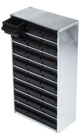 24 drawer storage cabinet,555x307x146mm