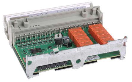 Schneider Electric Modicon TSX Micro PLC I/O Module 16 Inputs, 12 Outputs  100 → 120 V ac   Schneider Electric   RS Components India
