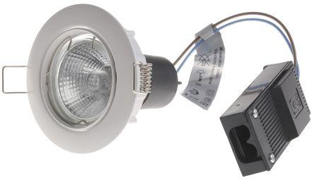 Aric 50 W Halogen Spotlight, GU10, 230 V