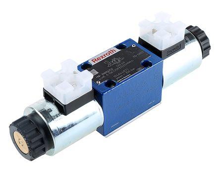 Directional Spool Valve Bosch Rexroth, R900567512, CETOP 3, D, 24V dc