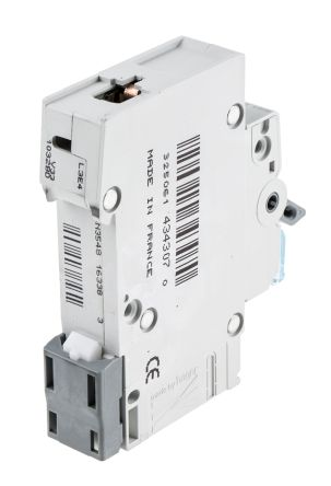 mt132 32a hager | hager 32a 1 pole type b miniature circuit breaker |  262-3677 | rs malta online