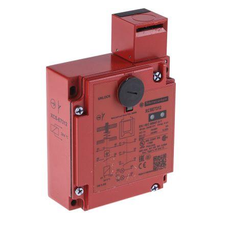 Xcse7312 Telemecanique Sensors Xcs E Solenoid Interlock