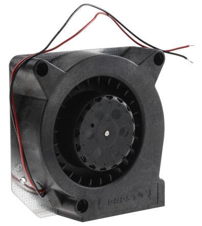 Centrifugal Blower 120.6 x 120.6 x 37.3mm, 40m³/h, 12 V dc (RL90 Series)