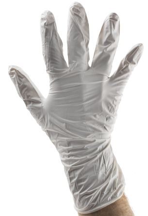 XL Nitrile Disposable Gloves product photo