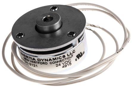 Flange mount electromagnet brake,0.113Nm