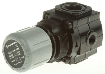 IMI Norgren V74G G 3/8 Female Pressure Relief Valve Female G 50mm 3/8in 0.3bar, to 10 bar