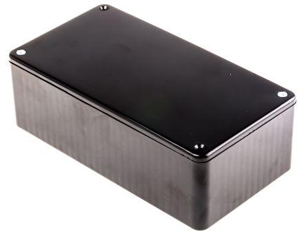 CAMDENBOSS 2000, ABS Enclosure, IP54, 150 x 80 x 50mm Black