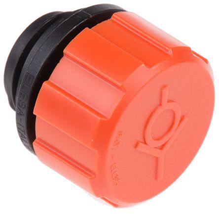 "Elesa-Clayton Hydraulic Breather Cap 54671, G 1/2"" , 31mm diameter"