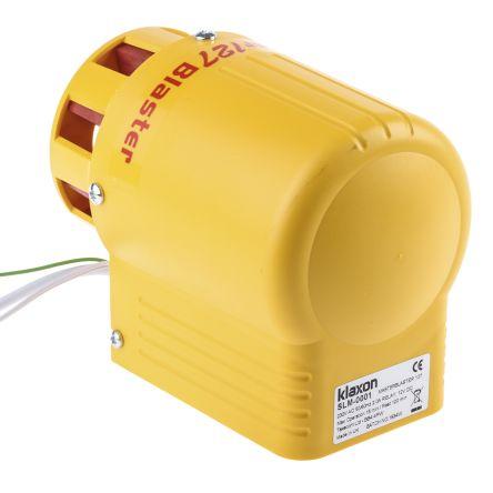 High o/p motor-driven siren,230Vac 127dB