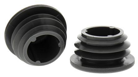 Cappuccio Di Chiusura Tondo Plastica Adatto Per 33 7mm Diametro