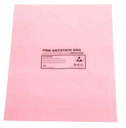 ANTISTATIC BAGS 152X203MM