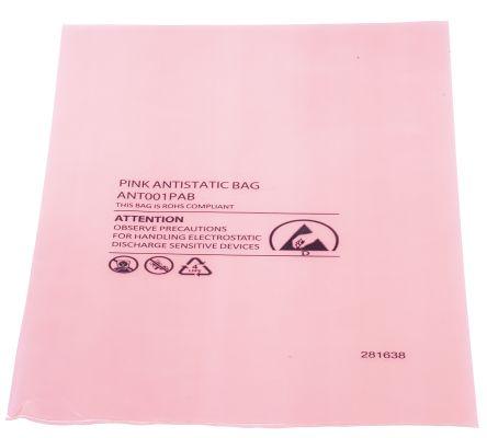 ANTISTATIC BAGS 203X254MM