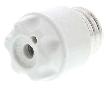 ETI 25A 1 Pole DII Bottle Fuse Holder Screw Cap, 500V ac