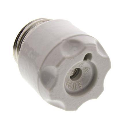 ETI 63A 1 Pole DIII Bottle Fuse Holder Screw Cap, 500V ac