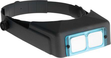 Optivisor headband magnifier,2.5X