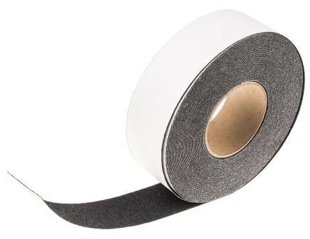 Self-adhesive tape,Black 18.25m x 50mm