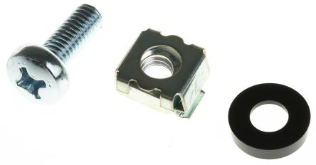 Assembly Screw Pack for use with 19-Inch Enclosure, 19-Inch Front Panel product photo