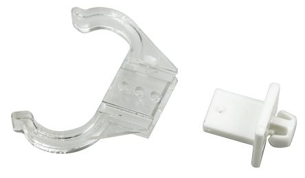 Compact Fluorescent PL-S Lamp Holder Snap-Fit - 26.719.U310.50