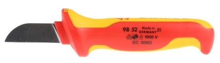 Insulated cable knife,1000V 50mm blade