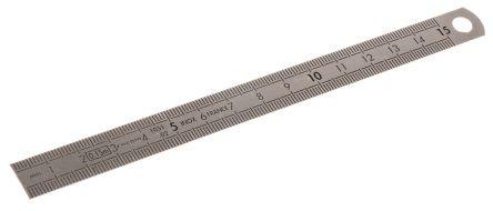 "Large Stainless Steel Ruler Rule Measuring Measure Straight Edge 1 Metre 40/"""