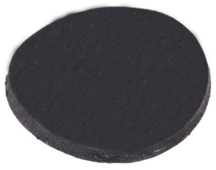 38mm Non Slip Pad Adhesive Nitrile +70°C -20°C Round 3mm product photo
