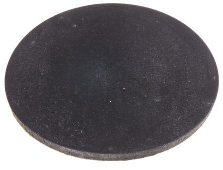 55mm Non Slip Pad Adhesive Nitrile +70°C -20°C Round 3mm product photo