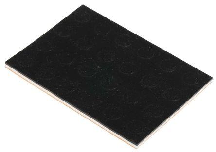 8mm Non Slip Pad Adhesive Polymer +50°C 0°C Round 3mm product photo