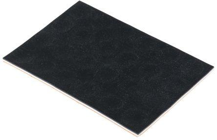 16mm Non Slip Pad Adhesive Polymer +50°C 0°C Round 3mm product photo